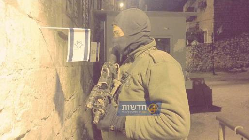 לאחר חיסול המחבלים: סובלים בקור וממשיכים לשמור על עם ישראל