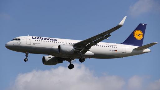 ערבי ניסה לפתוח את דלת המטוס בטיסה מפרנקפורט לבלגרד ונעצר