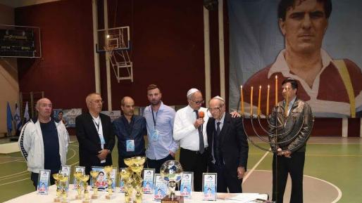 2,500 איש לקחו חלק בטורניר לזכר דודי הללי: נבחרת העיתונאים זכתה בטורניר