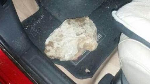 ערבי בן 14 נעצר לאחר שרגם כלי רכב באבנים בירושלים