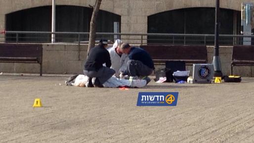 """הודח קצין צה""""ל שנמלט מזירת פיגוע ירי בירושלים"""