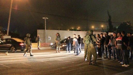 14 ערבים מבוקשים נעצרו ביהודה ושומרון
