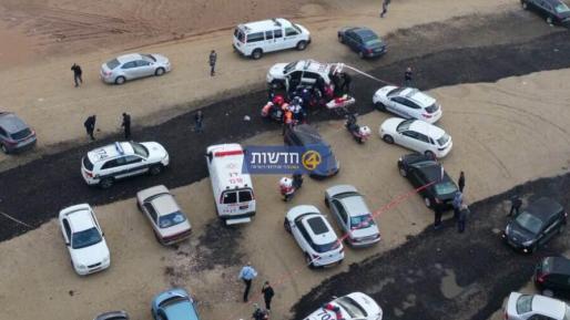 מתחזק הקשר בין הפיגוע בתל אביב לרצח נהג המונית