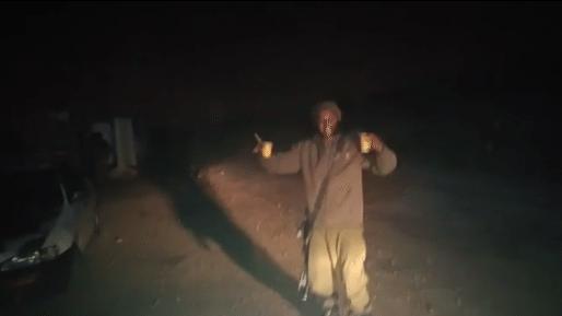 החיילים פשוט פתחו בריקוד: זכות לשמח אותם (וידאו)