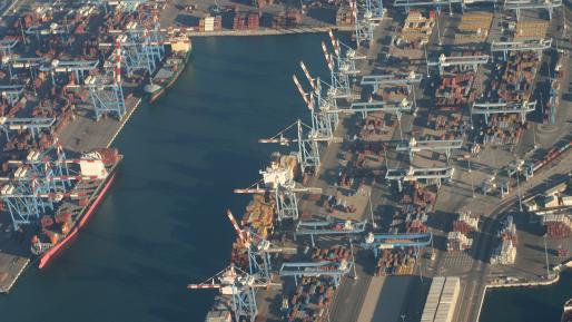 בית הדין הארצי לעבודה הורה על עובדי נמל חיפה לשוב לעבודה
