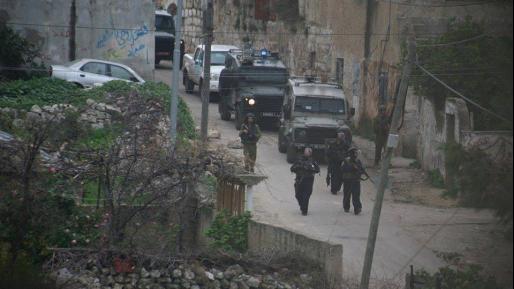 חמישה מפגעים ערבים נפצעו מירי כוחותינו בקבטיה