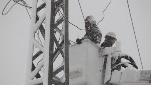 חברת החשמל ערוכה לסערה