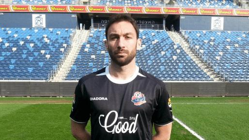 אנטולוביץ׳ חתם רשמית בהפועל חיפה עד תום העונה עם אופציה לעונה הבאה