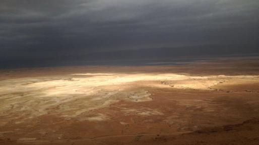 רעידת אדמה קלה הורגשה באזור ים המלח