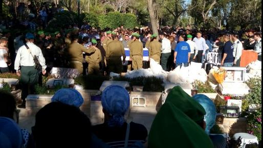 """עודכנה פקודת מטכ""""ל: ניתן לערוך טקס לוויה צבאי בבית קברות אזרחי"""