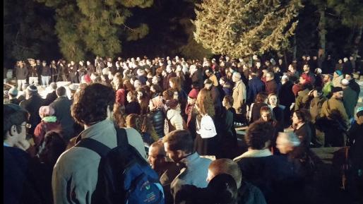 אלפים הגיעו להלוויית אליאב גלמן ז״ל