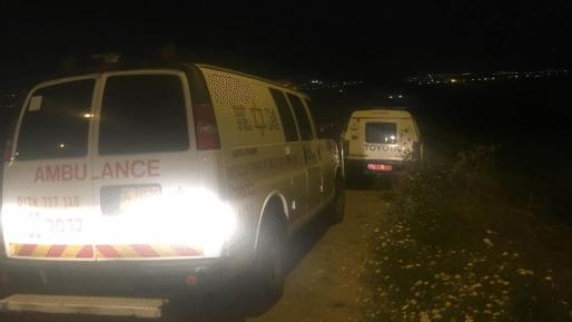 חשד לרצח: גופת אדם ובגדים שרופים נמצאו ליד קיבוץ אושה