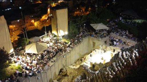 העיר שחרבה: קריאת מגילת איכה בעיר דוד בירושלים