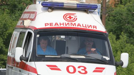 רוסיה: שמונה כבאים נספו בשריפת מחסן במוסקבה