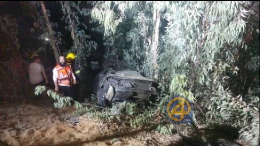 פצוע קשה בתאונת דרכים סמוך לבית שמש