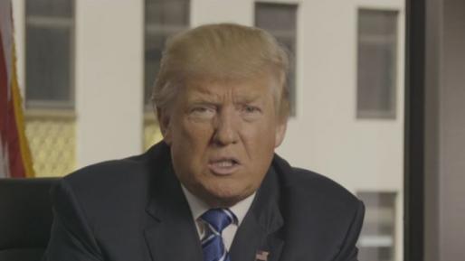 """מהפך בסקרים בארה""""ב: טראמפ מוביל"""