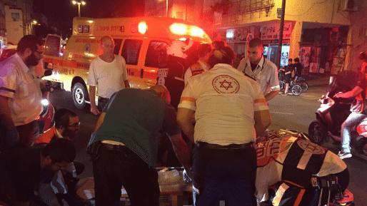 הולך רגל נפצע בינוני מפגיעת אוטובוס בירושלים
