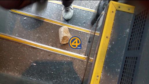 יידוי אבנים לעבר אוטובוס סמוך לשובל – אין נפגעים