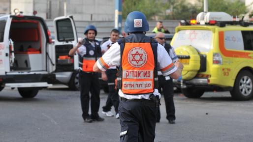 תקרת גבס קרסה באולם אירועים בירושלים – אין נפגעים