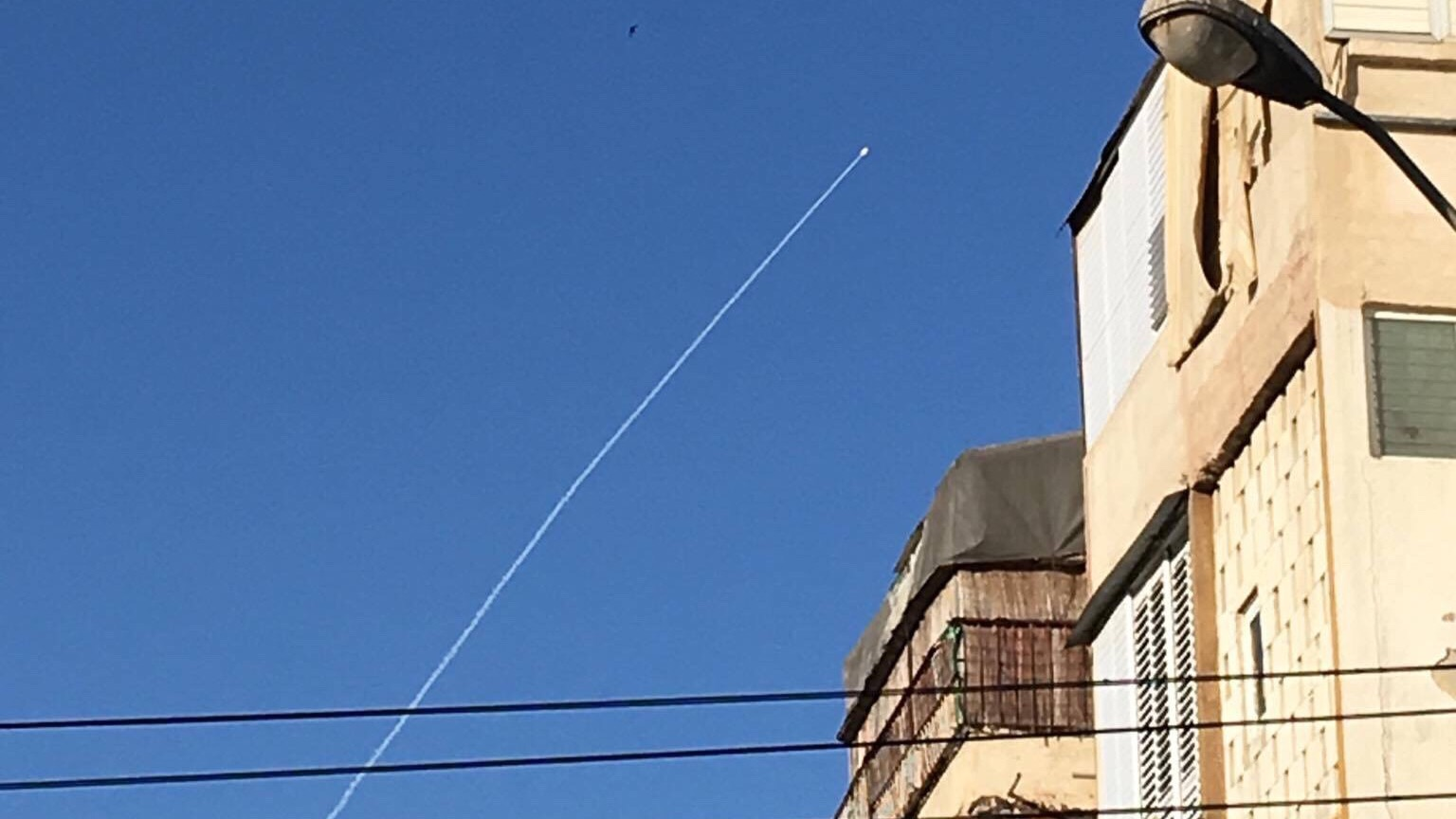 ניסוי בטיל חץ 3 בוטל לפני השיגור בגלל בעיית בטיחות
