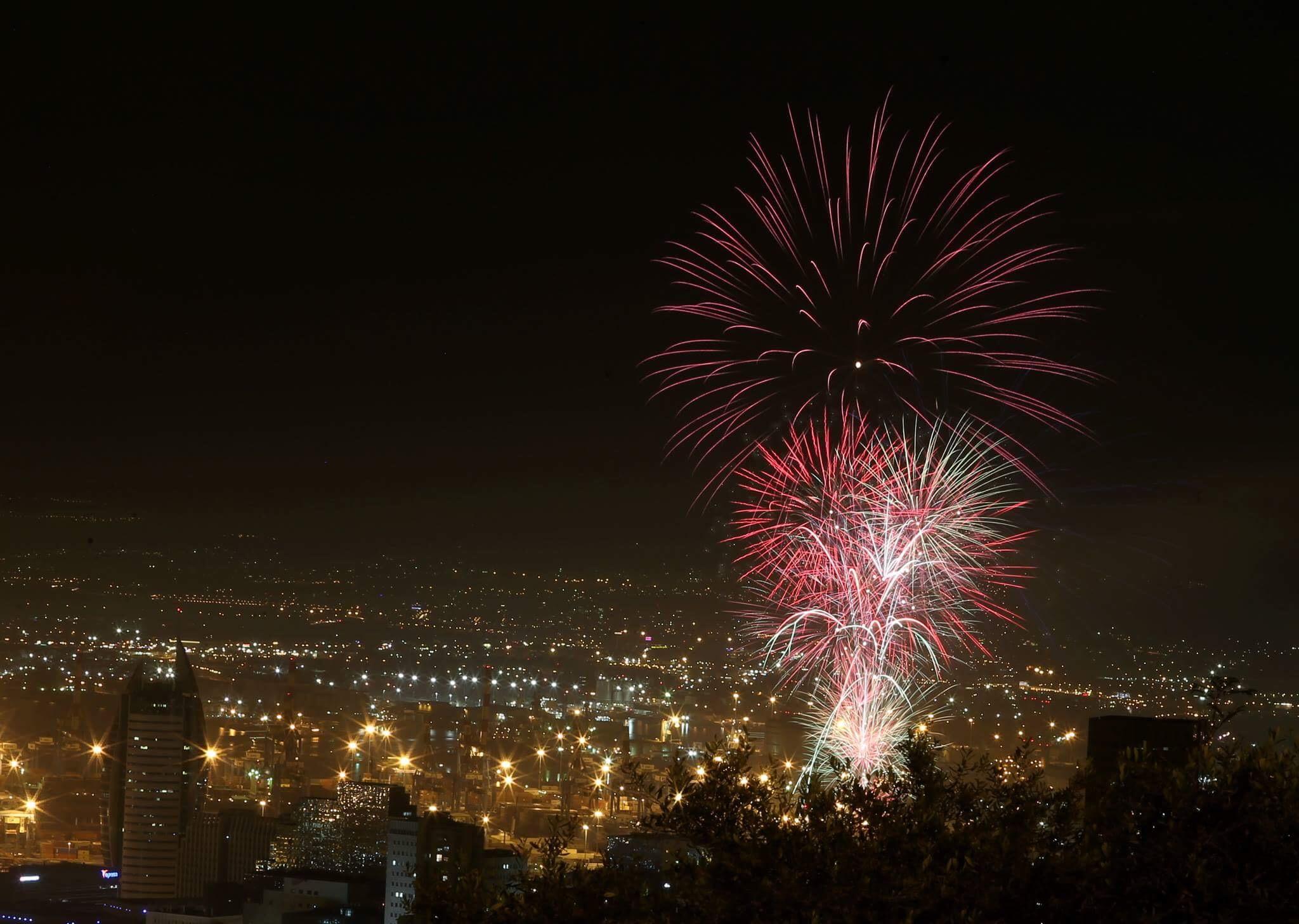 חג עצמאות שמח: זיקוקין בשמי ארצנו