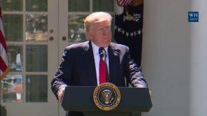 """הנשיא טראמפ הוציא צו האוסר על עסקאות עם החברה הסינית שבבעלותה אפליקציית """"טיקטוק"""""""