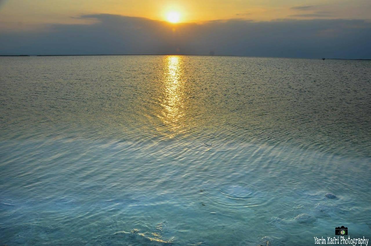 ארצנו היפה: הזריחה בים המלח