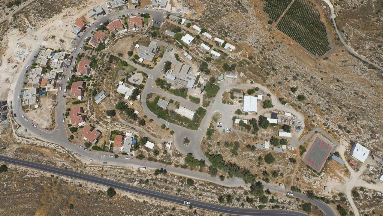 הוסר החשש לפיגוע בהר חברון: ככל הנראה מדובר באירוע ירי בכפר ערבי