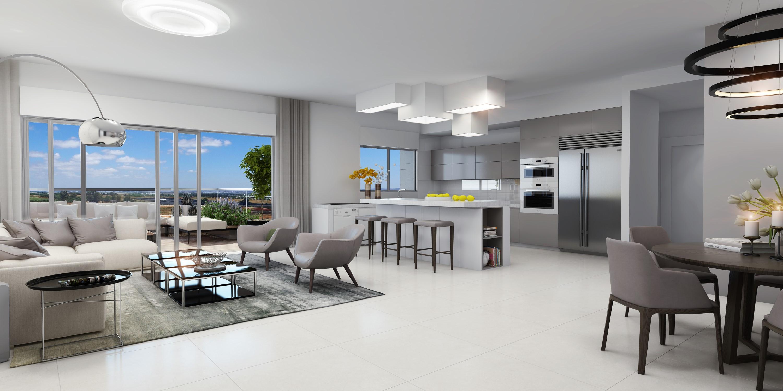 """כפר יונה: 2,000 יחידות דיור בשרון החל מ- 1.6 מיליון ש""""ח בתוך שנה וחצי"""