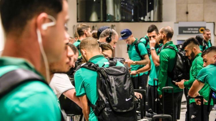 מכבי חיפה המריאה למחנה האימונים בפולין, תקיים 3 משחקי אימון