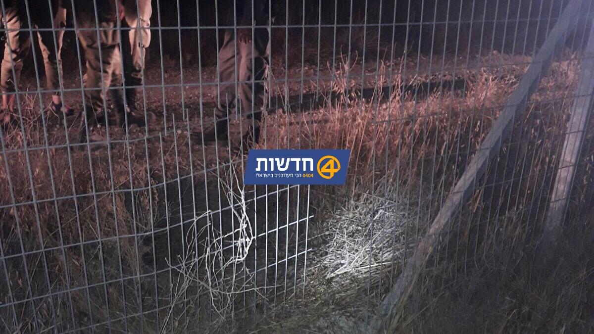 בפעם השנייה בתוך שבוע חדרו חשודים לבסיס ״שדה תימן״ – שני חשודים נעצרו