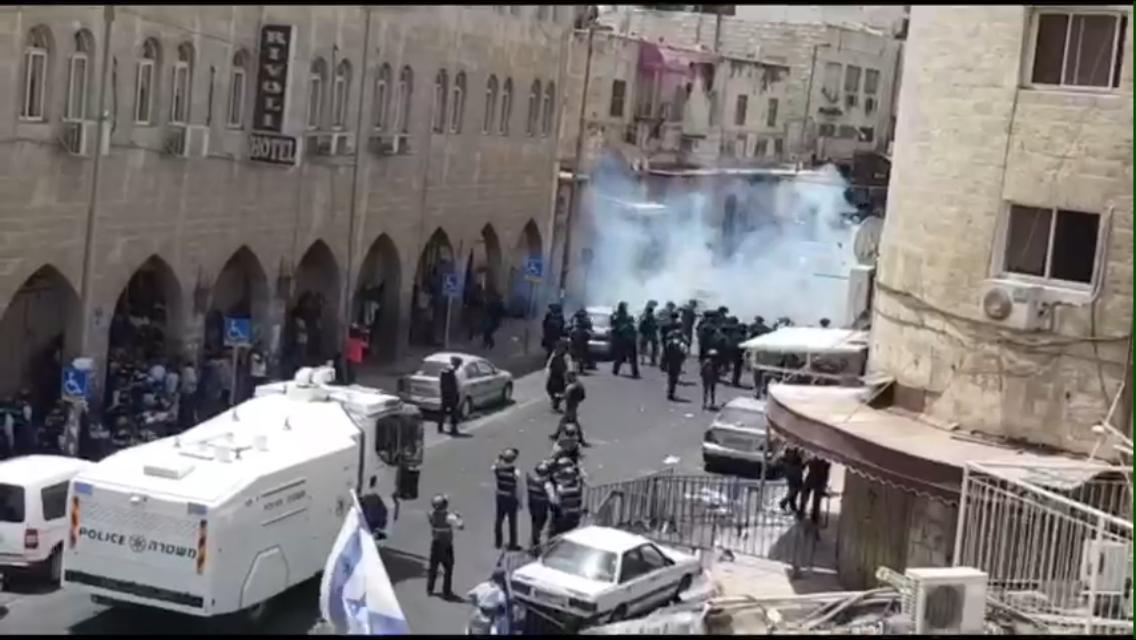 הטרור בירושלים: שני מתפרעים ערבים חוסל במזרח ירושלים