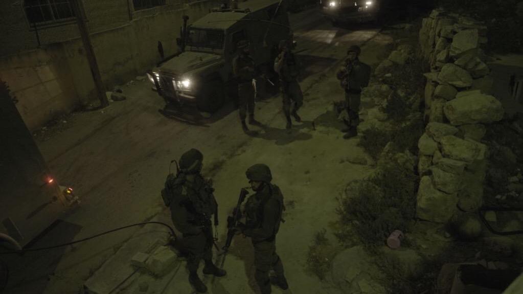 שמונה ערבים מבוקשים נעצרו באיו״ש