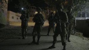 23 פעילי טרור נעצרו בפעילות כוחותינו ביהודה ושומרון