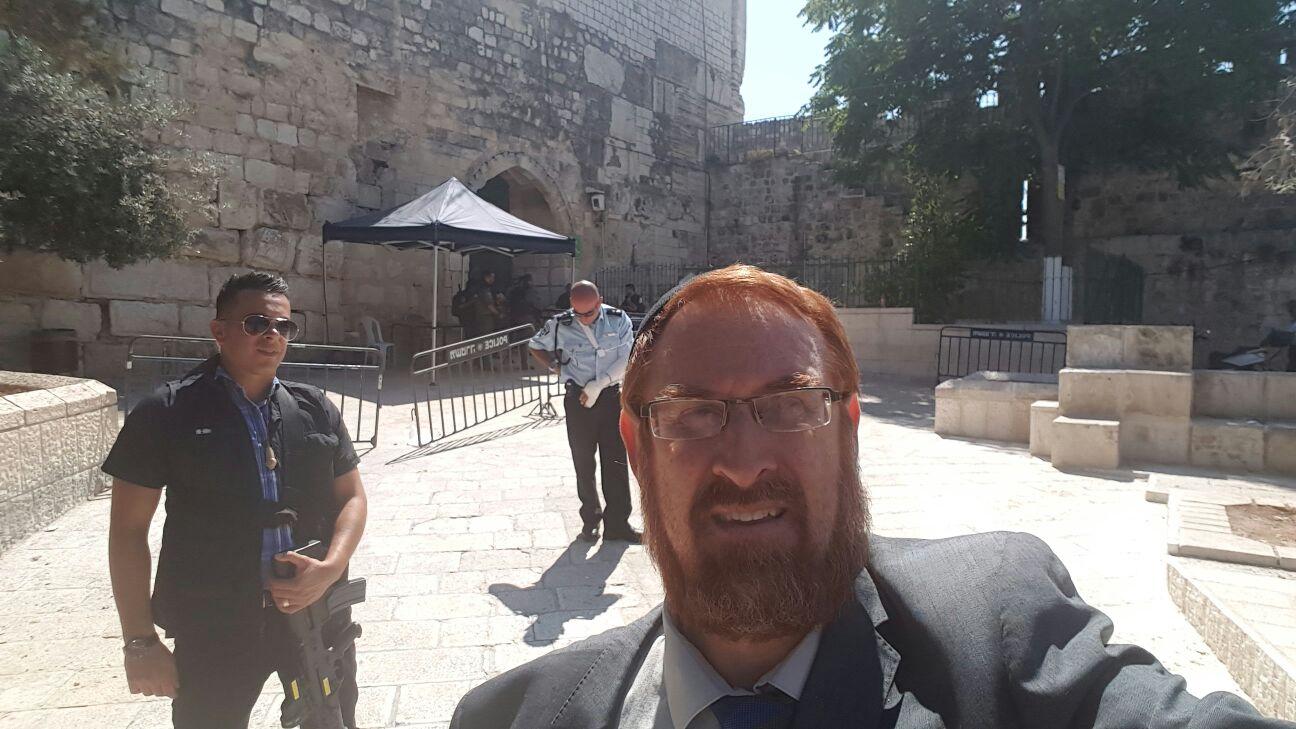 ח״כ גליק: נתניהו ממשיך למנוע עליית ח״כים להר הבית מחשש לתגובות בירדן