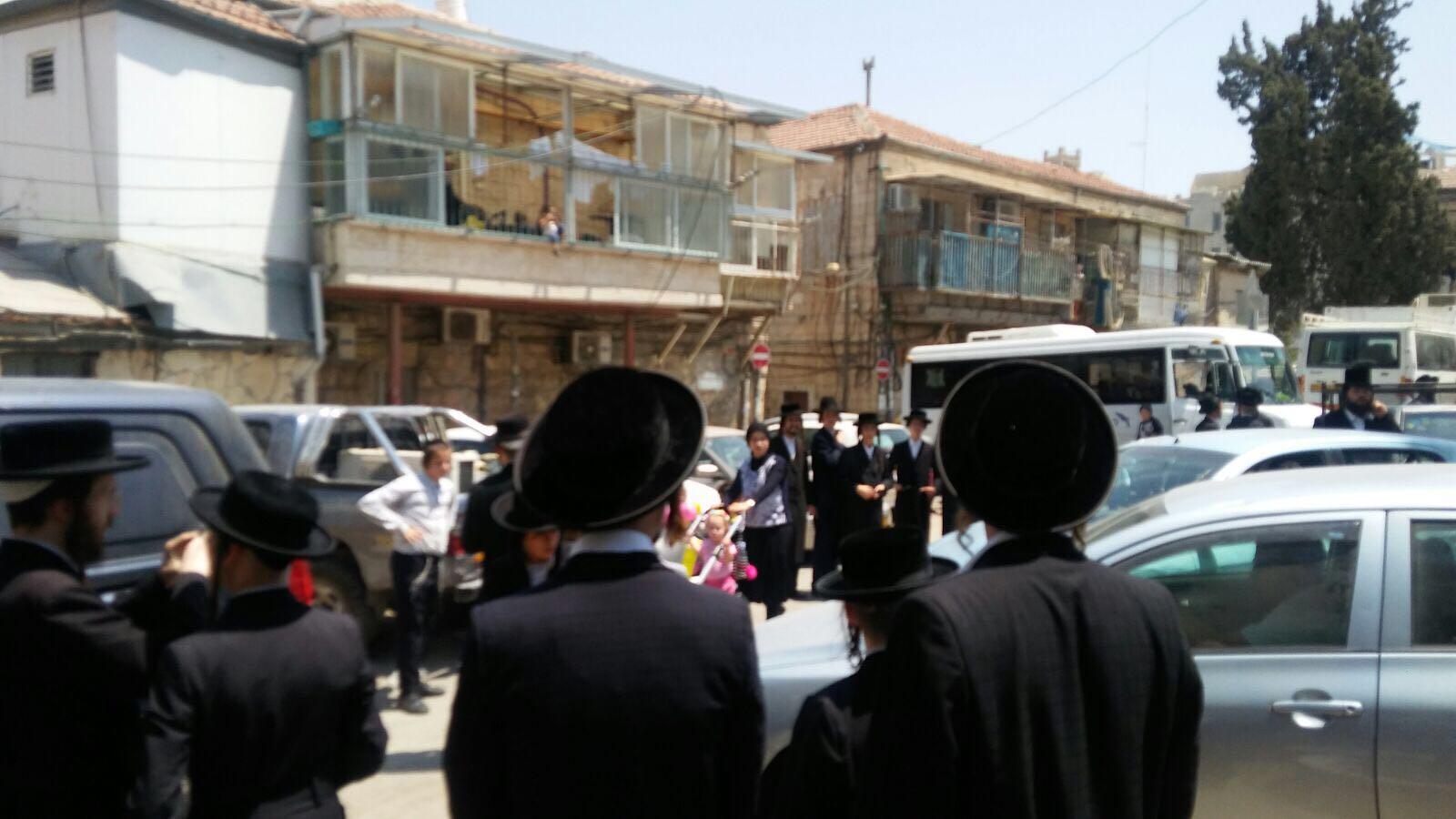 נעצר חשוד מהפלג הקיצוני בתקיפת חייל חרדי ואביו בשכונת מאה שערים