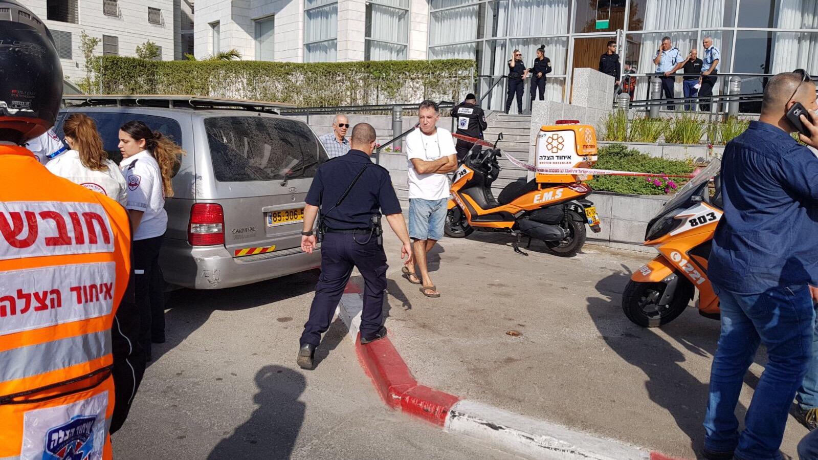 פצוע קשה מירי בחולון – המשטרה פתחה בחקירה