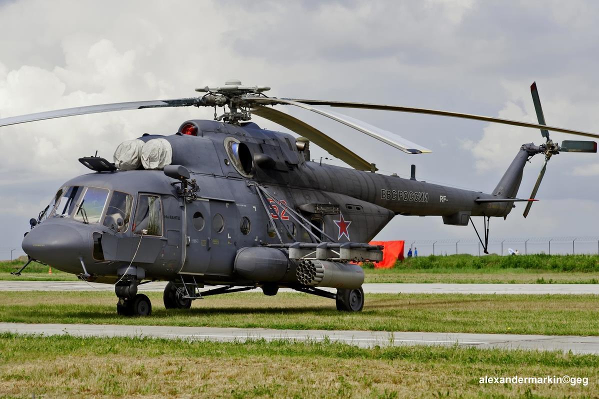 אנשי חיל האוויר הרוסי וחיילים מקומיים נהרגו בהתרסקות מסוק צבאי בהודו