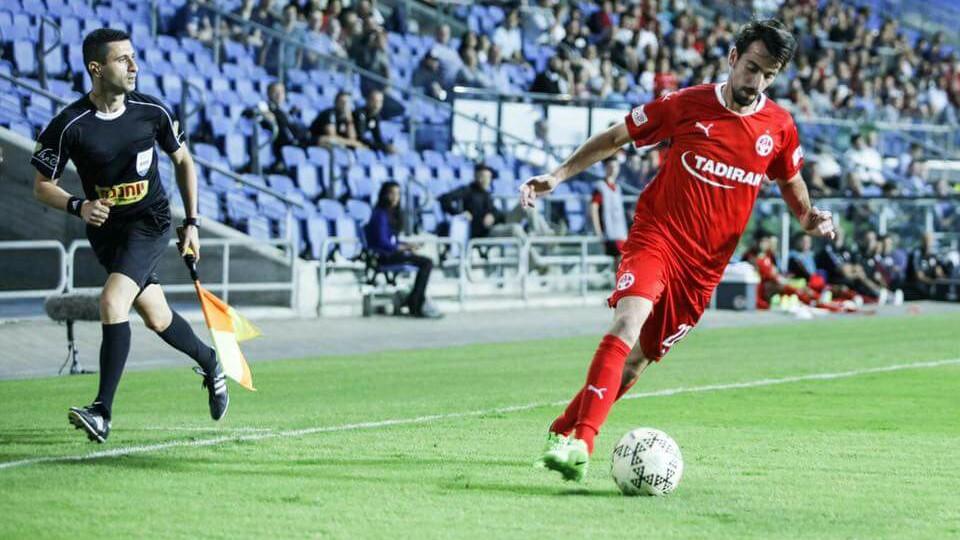 ליגה אירופית: הפועל באר שבע הפסידה 1:2 לסטיוואה בוקרשט
