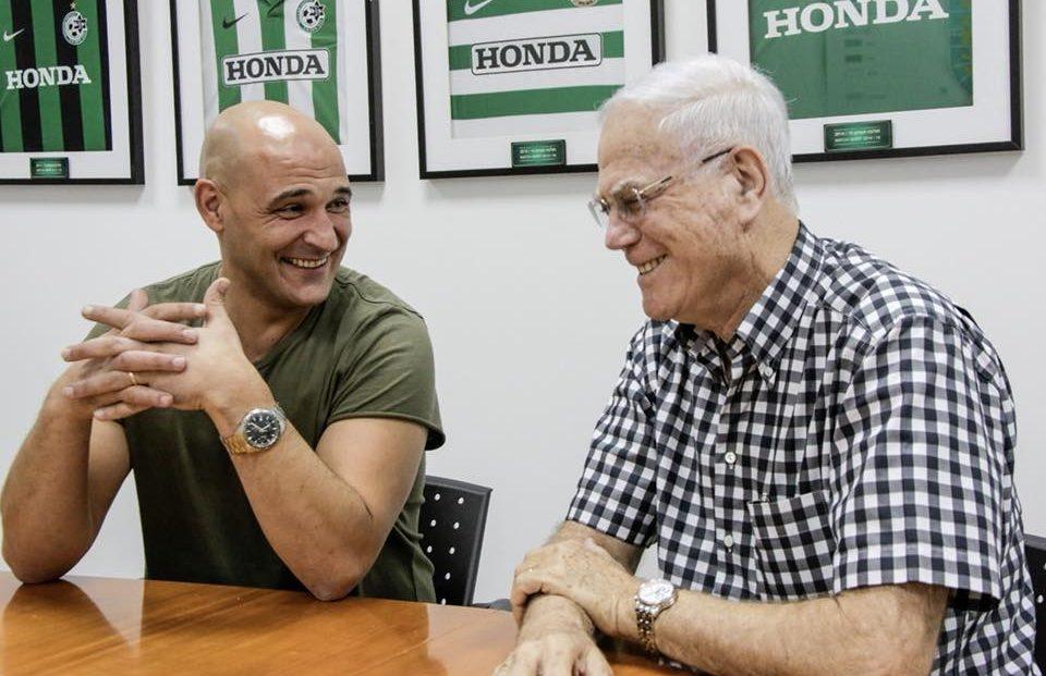 אלאך מונה לתפקיד המנהל הטכני של מכבי חיפה: ״יתווה את הדרך״