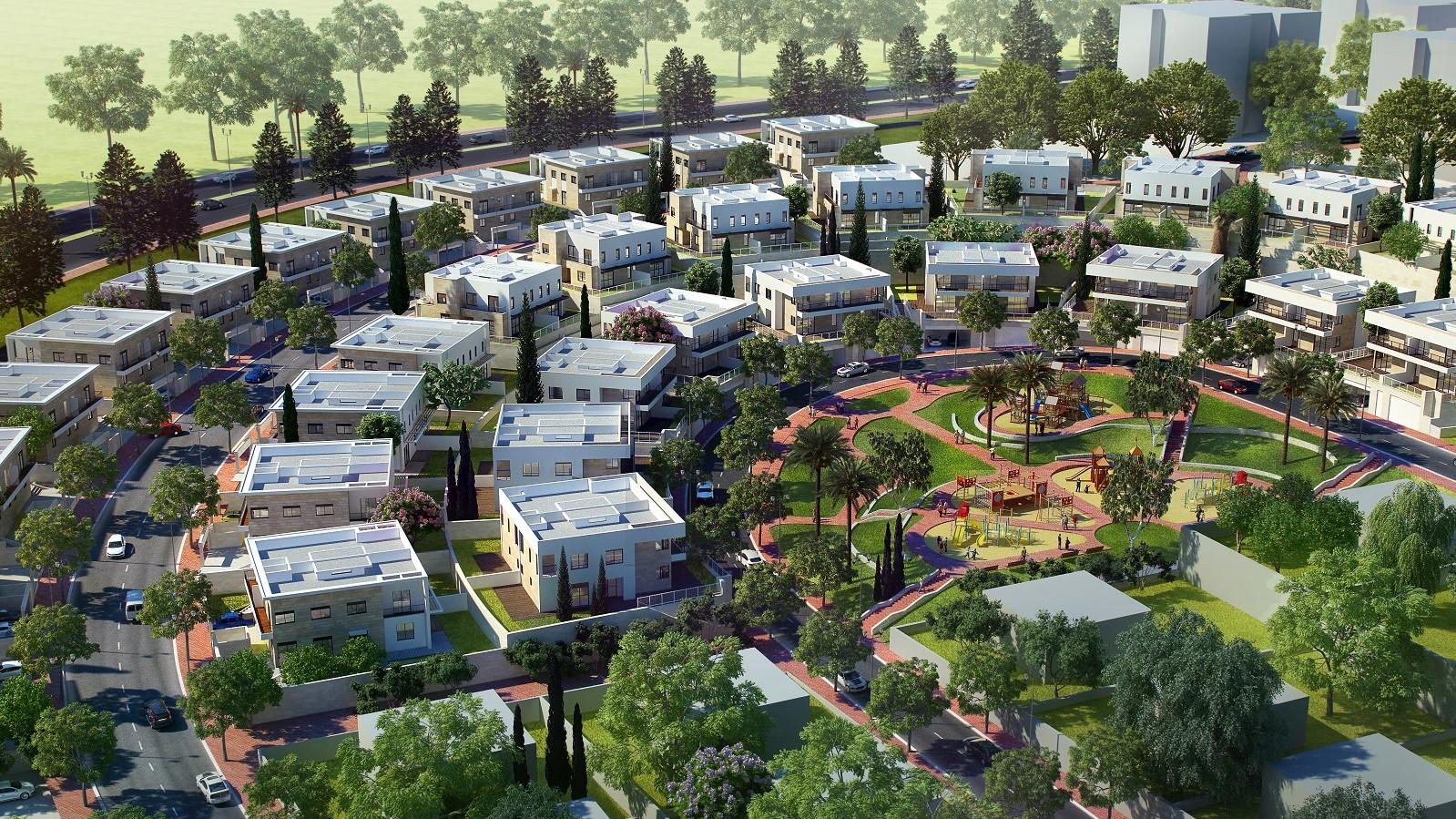 איפה בונים היום הכי הרבה צמודי קרקע בארץ וכמה זה יעלה לכם