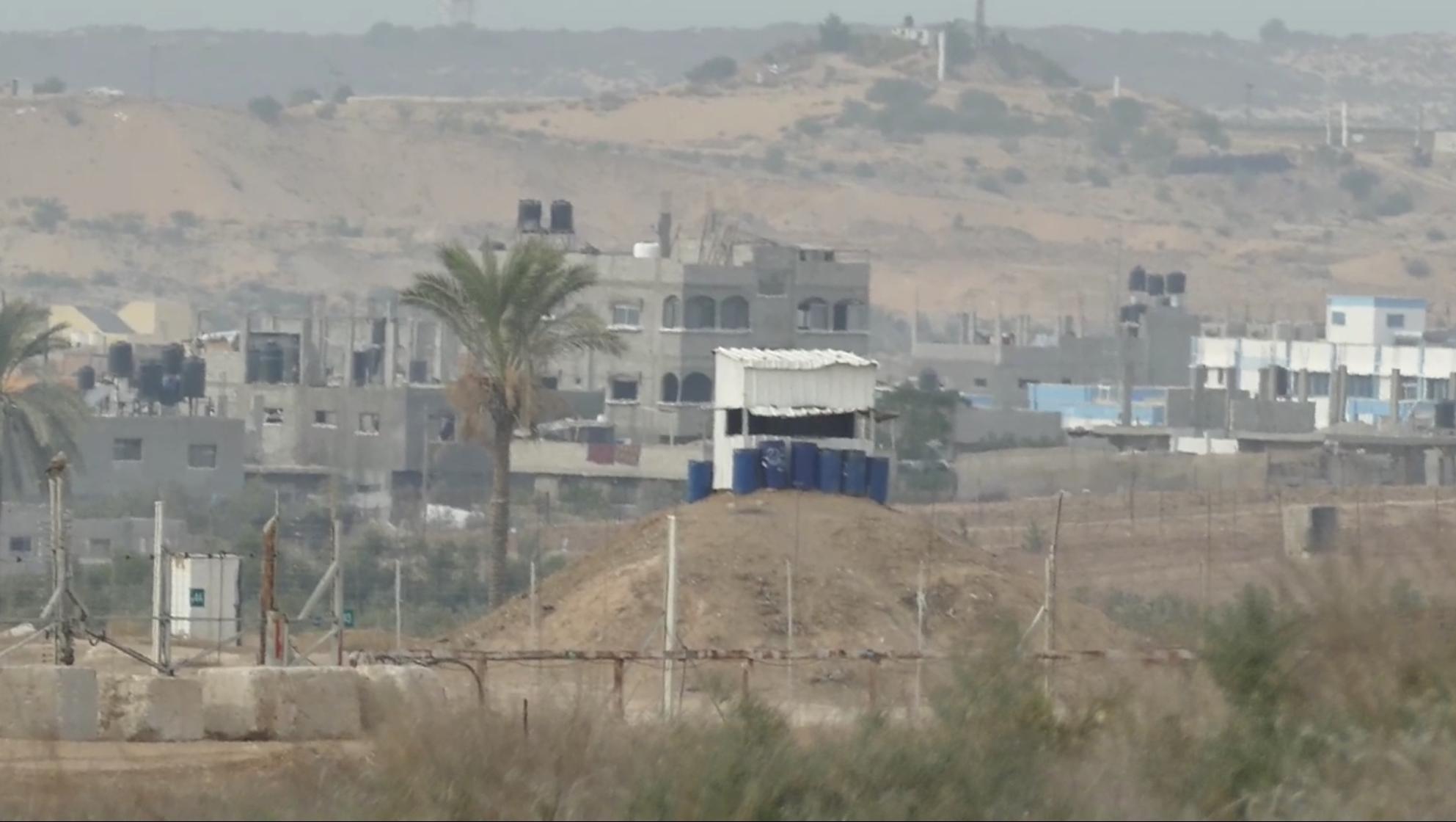 צה״ל מאשר את הפרסום הראשון אמש ב-0404: כלי טיס השמיד עמדת חמאס בעזה