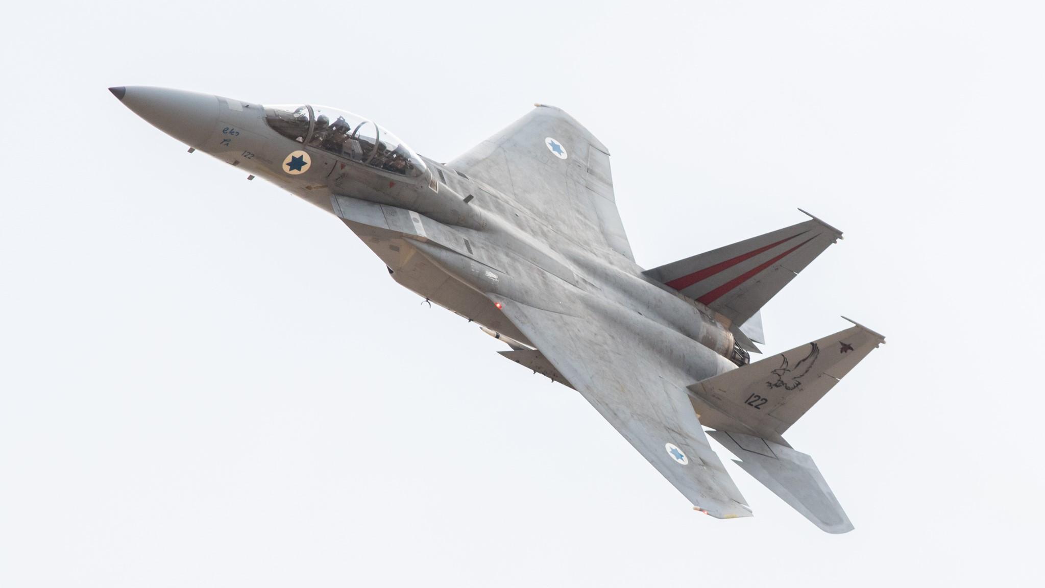 כוחותינו מחיל האוויר תקפו תשתית טרור בדרום רפיח, סמוך לגבול עזה-מצרים