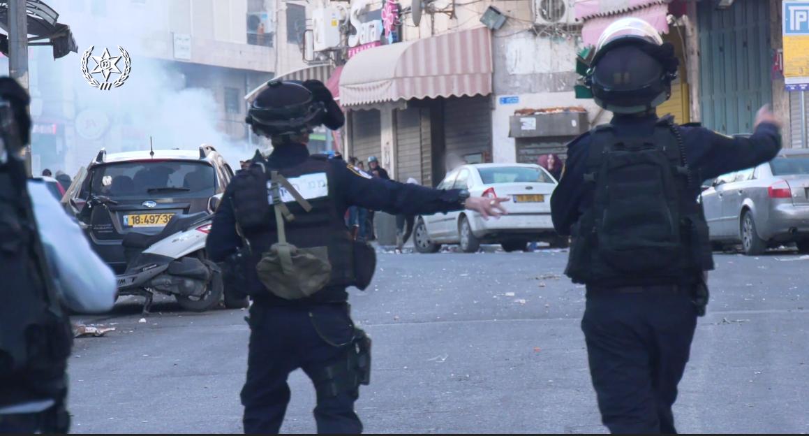 """הצעת חוק: יועלה שכר השוטרים המוצבים במזרח ירושלים. ח""""כ יוגב: """"אמירה ציונית חשובה"""""""