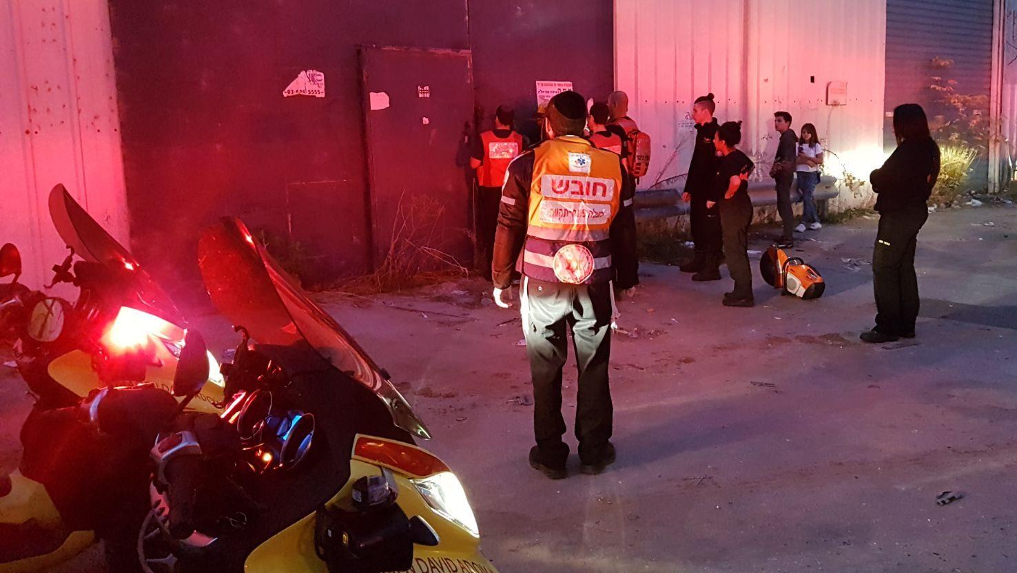 בן 12 נפצע באורח קשה לאחר שנפל מגג מבנה