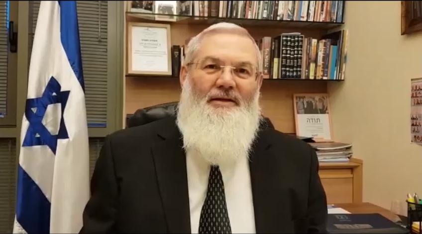 ״דקה לשבת״ – על פרשת השבוע עם הרב אלי בן דהן