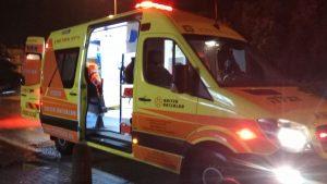 צעיר נורה בבאר שבע ונפצע בינוני. המשטרה: הרקע פלילי