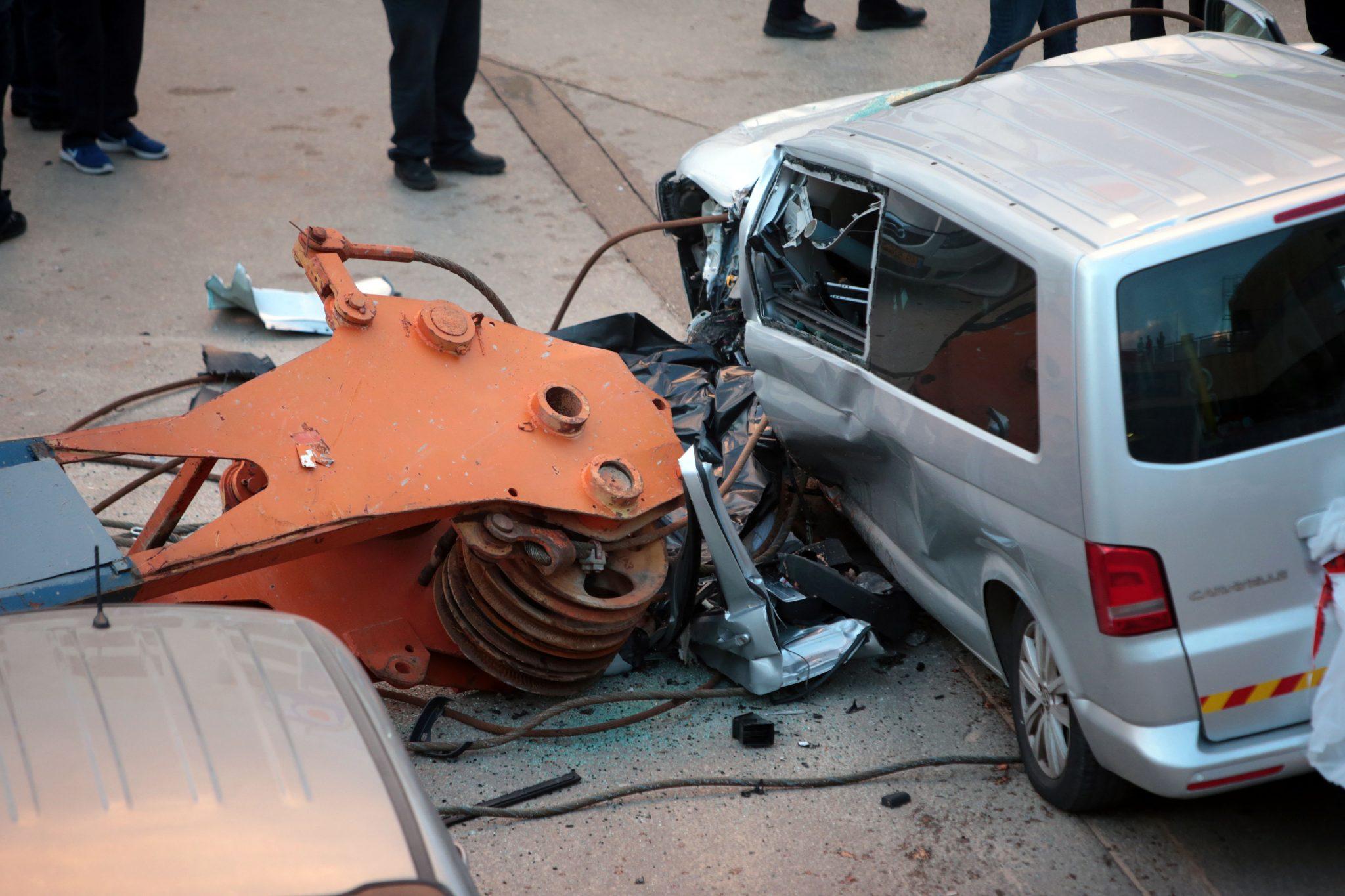 המשטרה מבקשת להאריך את מעצרו של המנופאי מאסון קריסת המנוף
