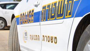 """607 דו""""חות תנועה נרשמו במהלך סוף השבוע האחרון בכבישי יהודה ושומרון"""