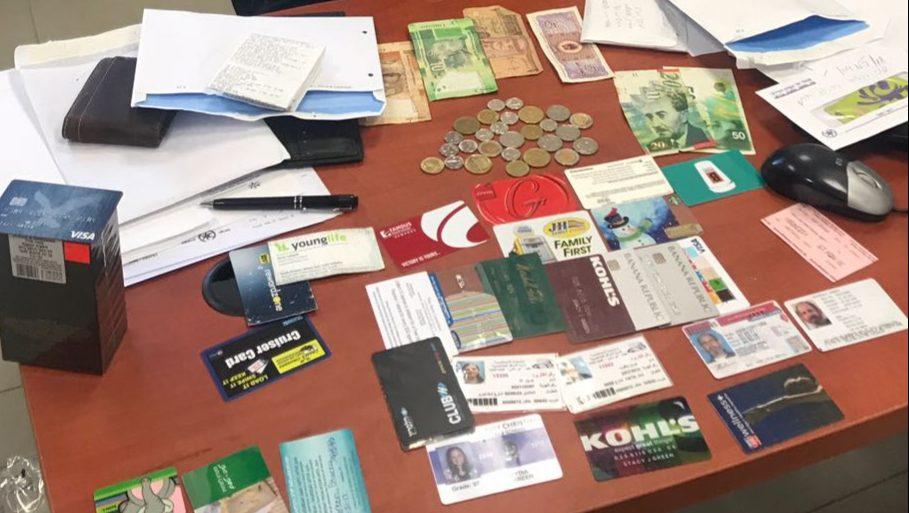"""שב""""ח מעזה הסתובב בקניון, רכש מוצרים באמצעות כרטיסים גנובים ונעצר"""